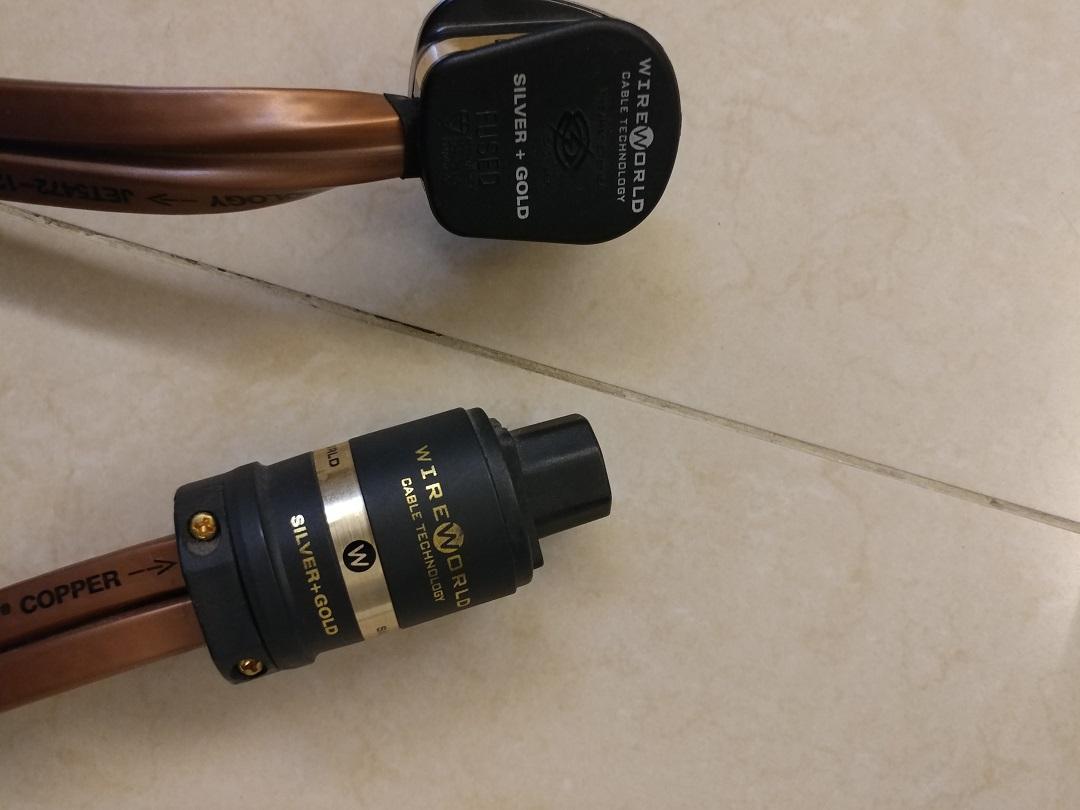 英式Wireworld Electra TM 7 - 二手買賣- Post76影音玩樂網
