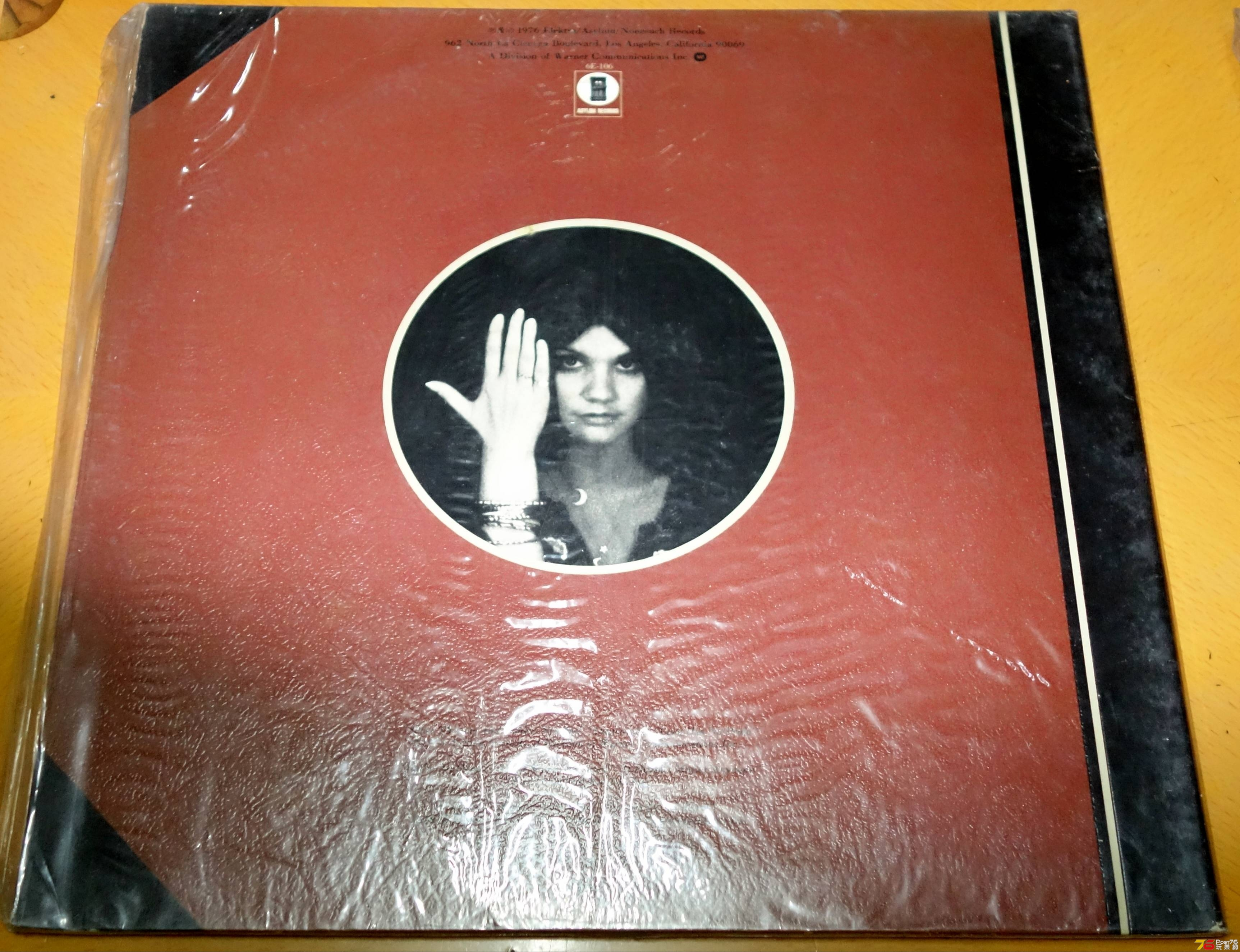 Linda Ronstadt  Greatest Hits LP ab.JPG