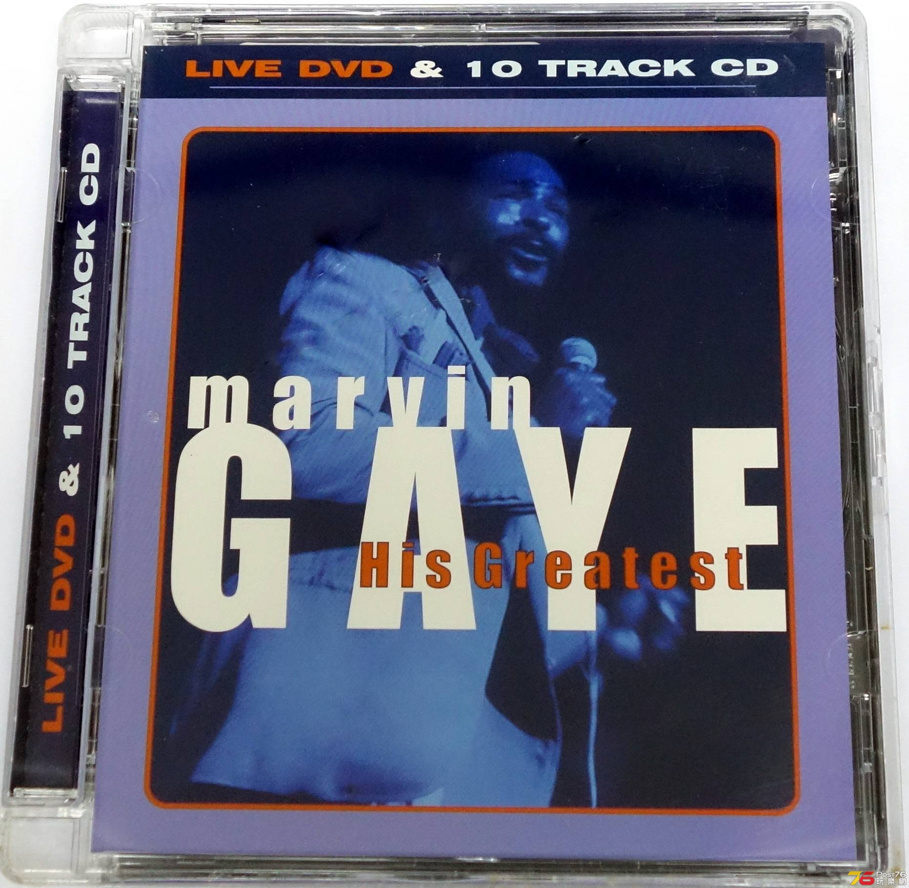 Marvin Gaye - His Greatest CD+DVD a.JPG