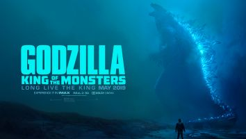 《Godzilla II : King of Monsters》哥斯拉