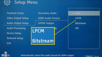 4K player HDMI 行 PCM 好聲過 Bitstream