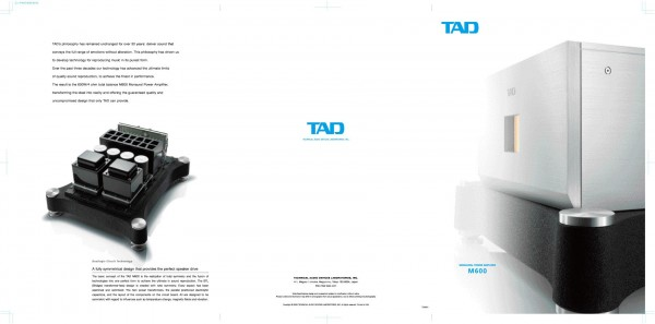 TAD_M600_cover
