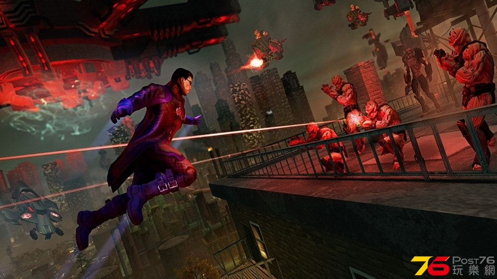 Saints Row IV - 4