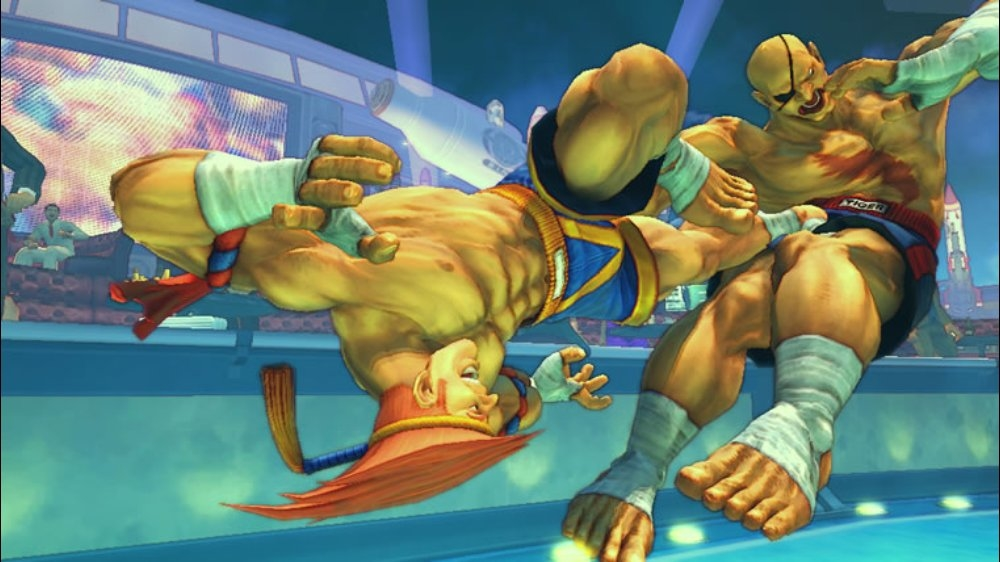 Ultra Street Fighter IV - 4