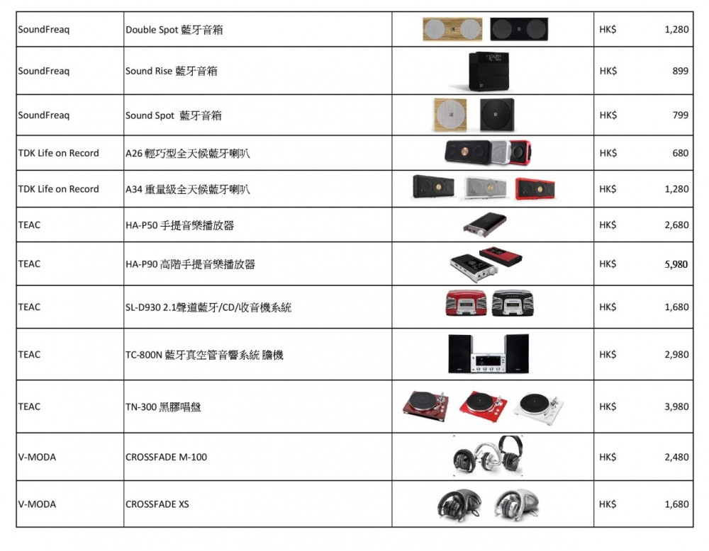 1. Christmas event Price List-page-002