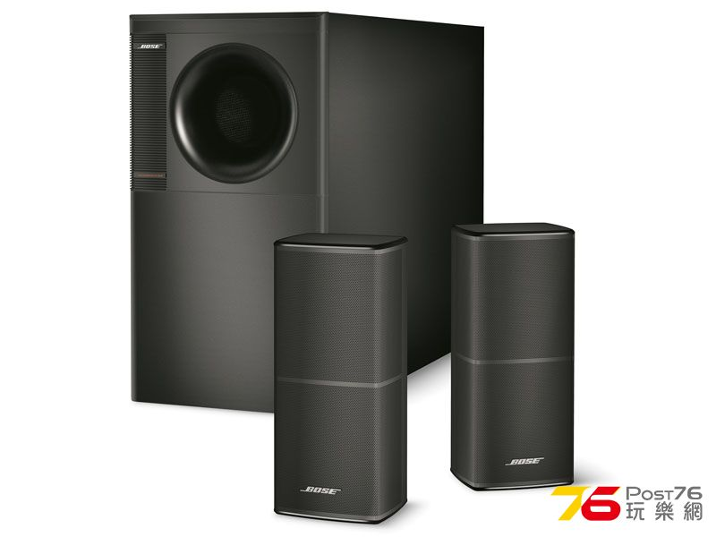bose 2 1 acoustimass 5 series v stereo post76. Black Bedroom Furniture Sets. Home Design Ideas