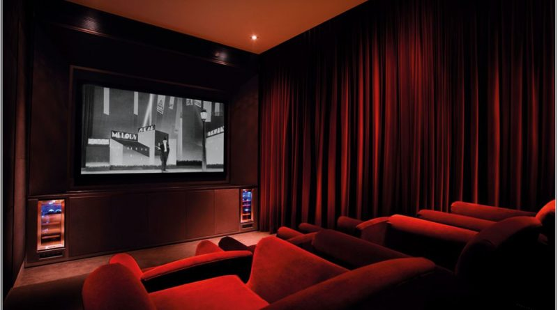 home-theater-movie-rooms-with-classical-hollywood-cinema-and-fancy-red-fabric-sofa-such-as-nice_home-theatre-ideas_couch-ideas-for-small-living-room-housing-interior-design-n