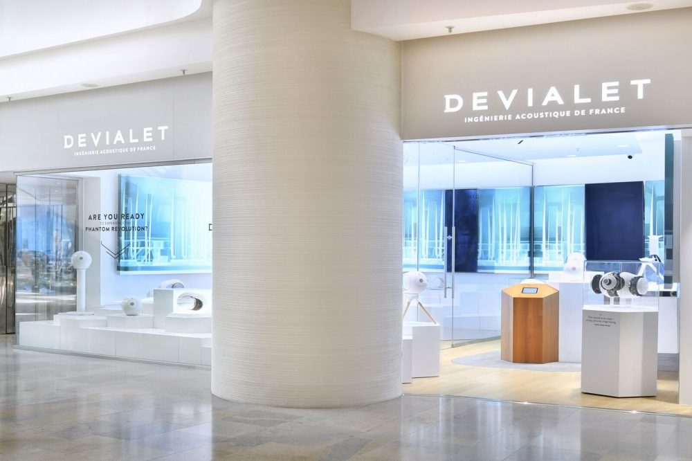 Devialet HK Pacific Place Flagship_Store front 2_preview